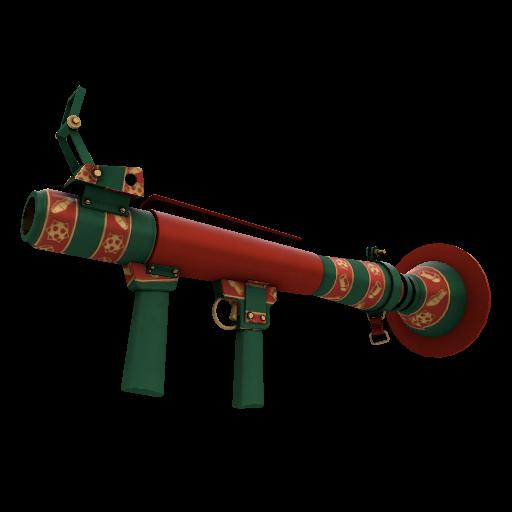 Sleighin Style Rocket Launcher