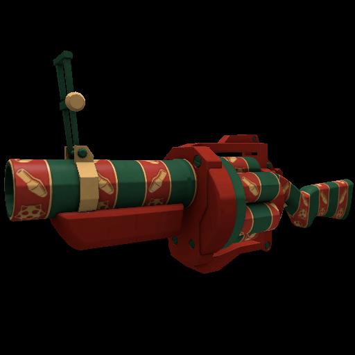 Sleighin Style Grenade Launcher