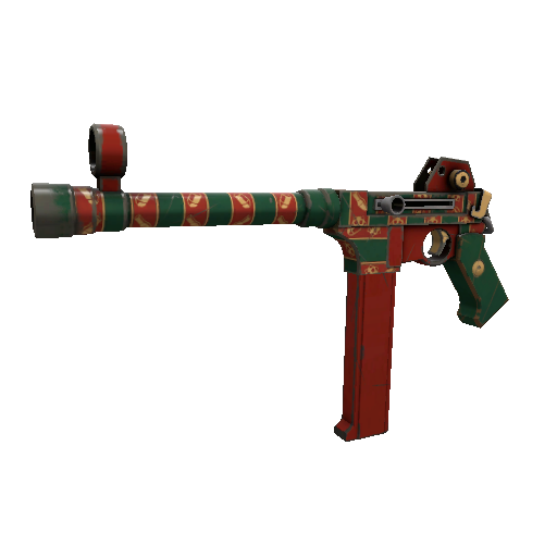 Sleighin Style SMG