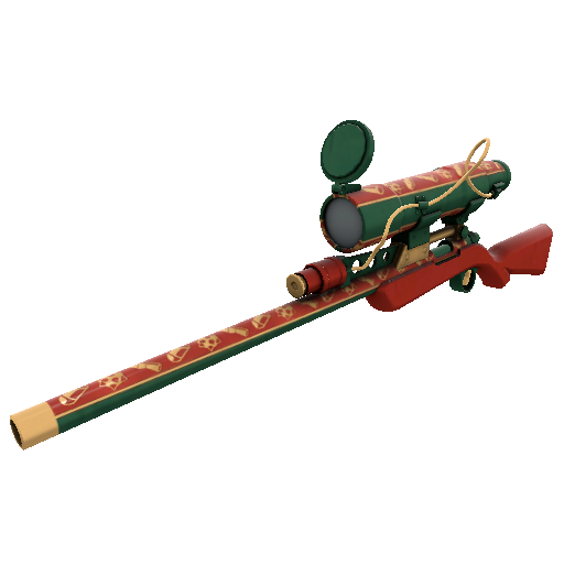 Sleighin Style Sniper Rifle