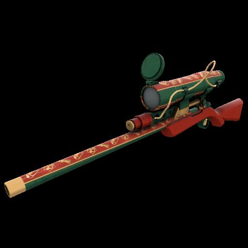 Sleighin Style Sniper Rifle