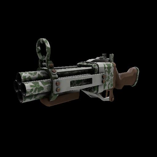 Smissmas Camo Iron Bomber