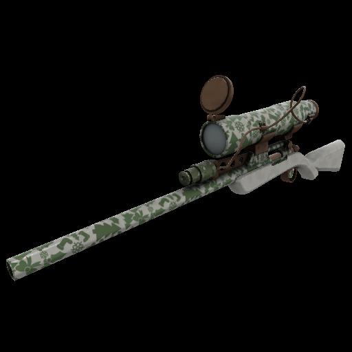 Smissmas Camo Sniper Rifle