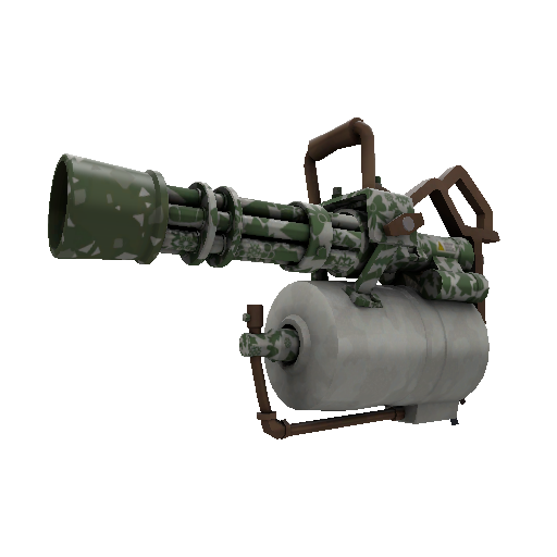 Smissmas Camo Minigun