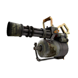 free tf2 item Antique Annihilator Minigun (Battle Scarred)