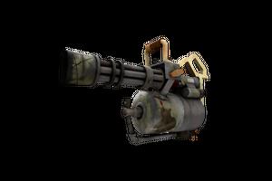 Antique Annihilator Minigun Battle Scarred