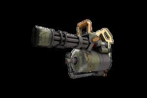 Antique Annihilator Minigun Well Worn