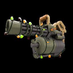 Strange Festive Killstreak Antique Annihilator Minigun (Minimal Wear)