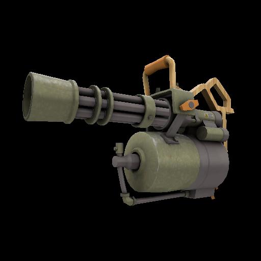 Antique Annihilator Minigun