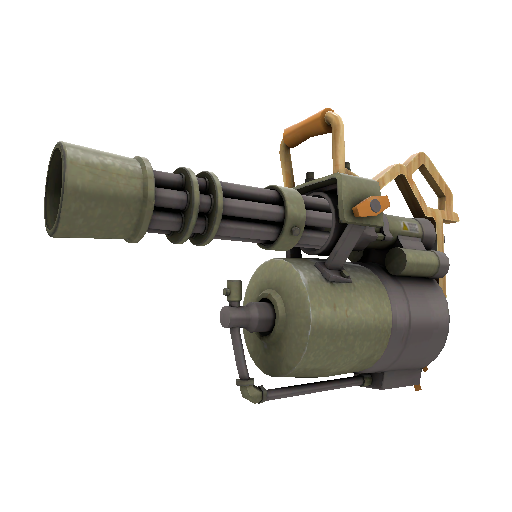 Antique Annihilator Minigun