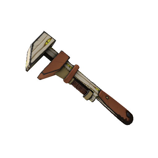 Mummified Mimic Wrench