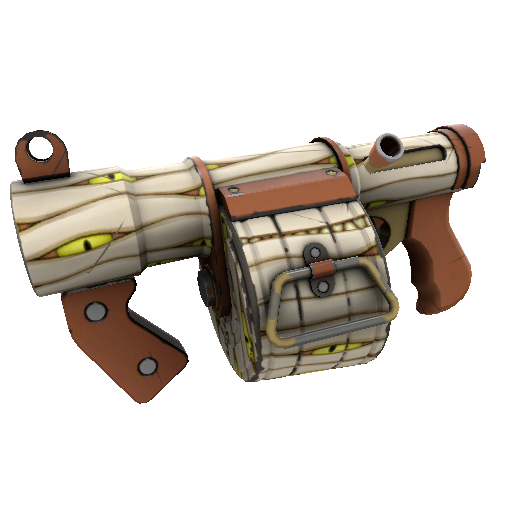 Mummified Mimic Stickybomb Launcher