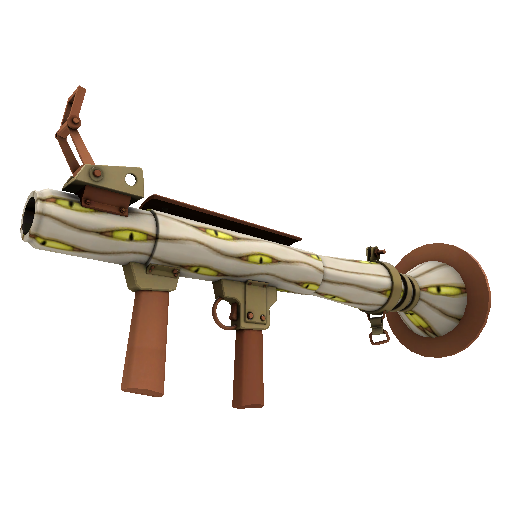 Mummified Mimic Rocket Launcher