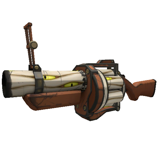 Mummified Mimic Grenade Launcher
