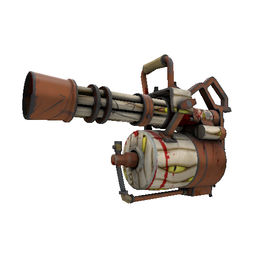Mummified Mimic Minigun