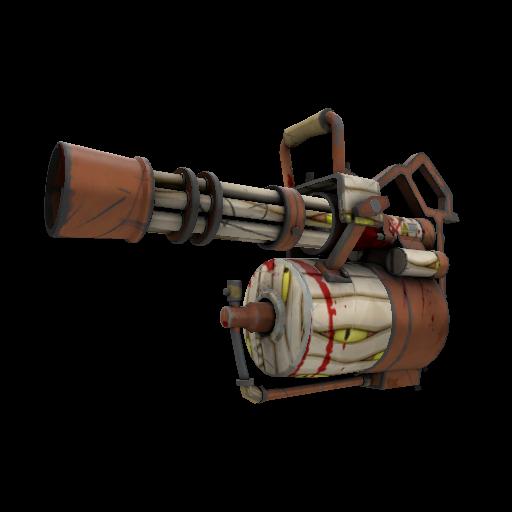 Mummified Mimic Minigun