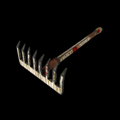 Mummified Mimic Back Scratcher