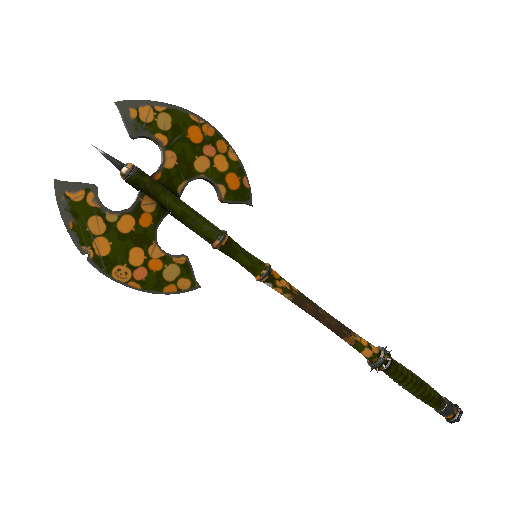 Gourdy Green Scotsman