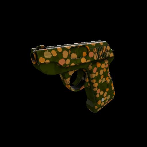 Gourdy Green Pistol