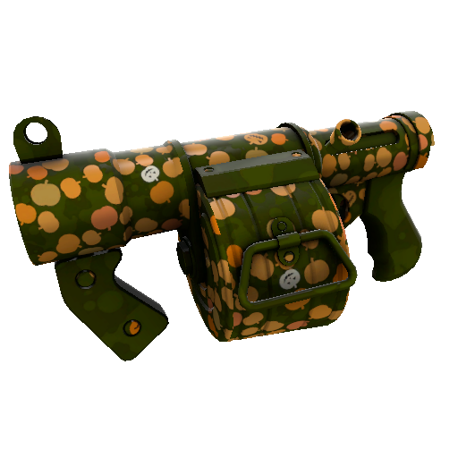 Gourdy Green Stickybomb Launcher