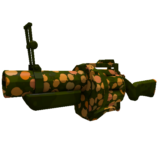 Gourdy Green Grenade Launcher
