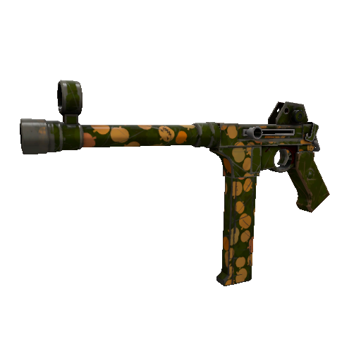 Gourdy Green SMG