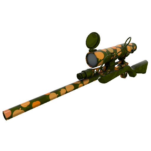 Gourdy Green Sniper Rifle