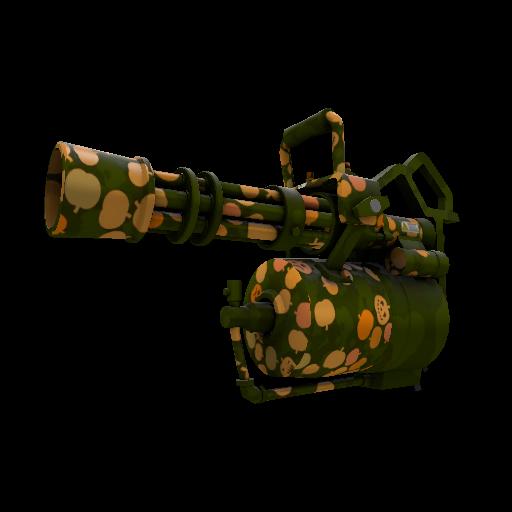 Gourdy Green Minigun