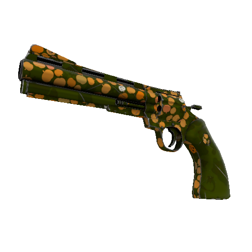 Gourdy Green Revolver