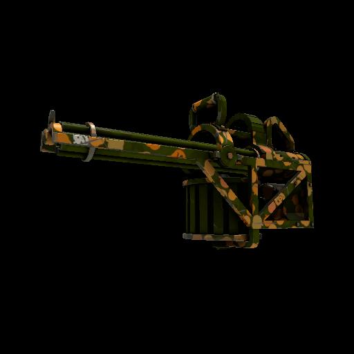 Gourdy Green Brass Beast