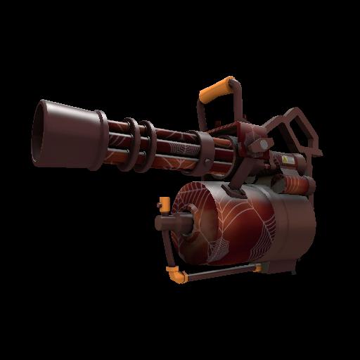Spiders Cluster Minigun
