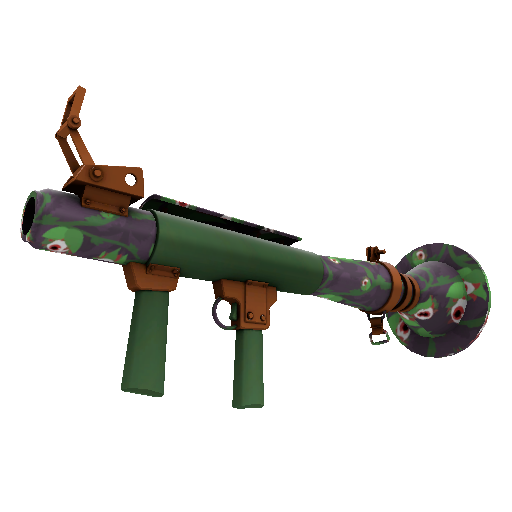 Eyestalker Rocket Launcher