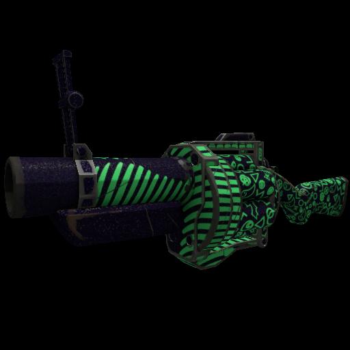 Raving Dead Grenade Launcher