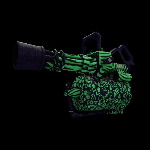 Raving Dead Minigun