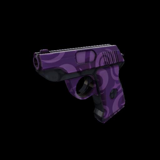 Portal Plastered Pistol