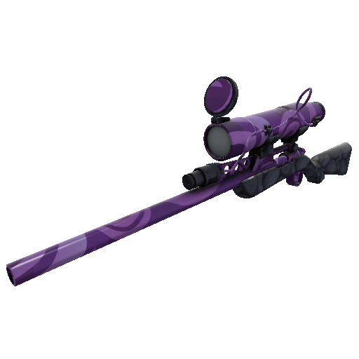 Portal Plastered Sniper Rifle