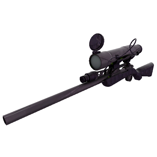 Crawlspace Critters Sniper Rifle