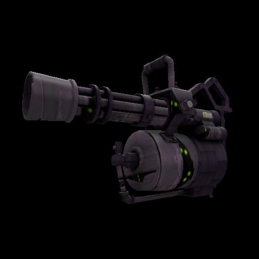 Crawlspace Critters Minigun