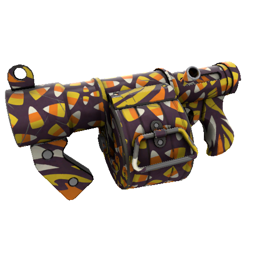 Sweet Toothed Stickybomb Launcher
