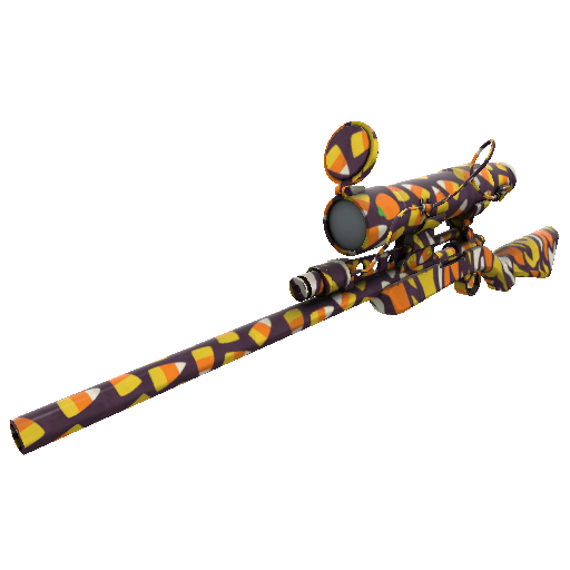 Sweet Toothed Sniper Rifle