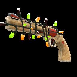 free tf2 item Festivized Killstreak Old Country Revolver (Field-Tested)