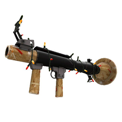 Wicked Nasty Rocket Launcher