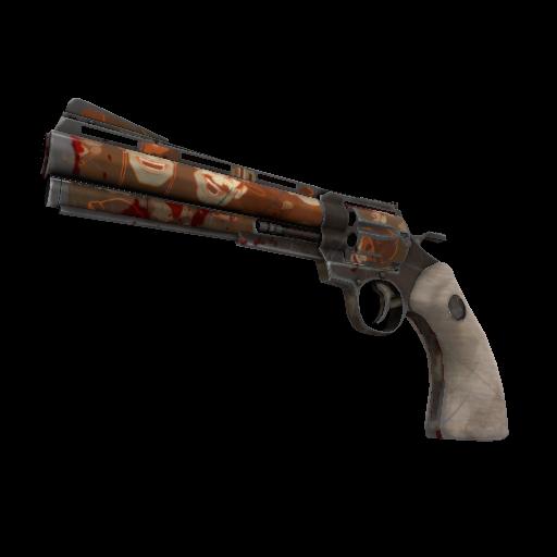 Sarsparilla Sprayed Revolver