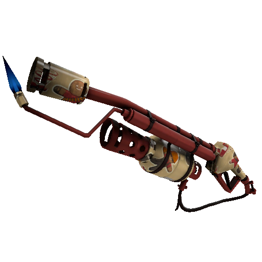 Cookie Fortress Flame Thrower