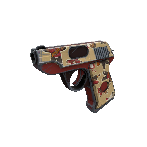 Cookie Fortress Pistol