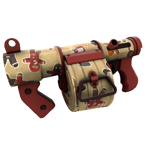 Cookie Fortress Stickybomb Launcher