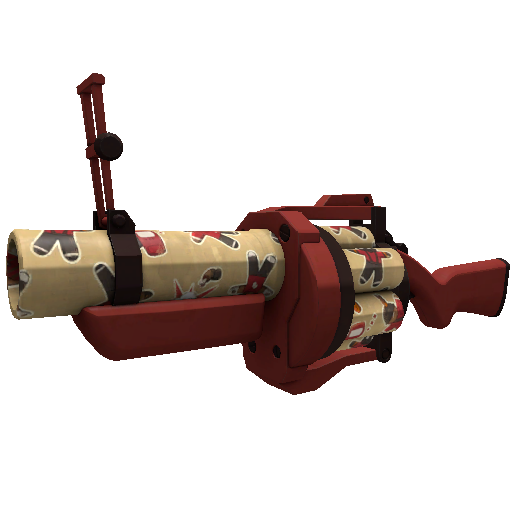 Cookie Fortress Grenade Launcher