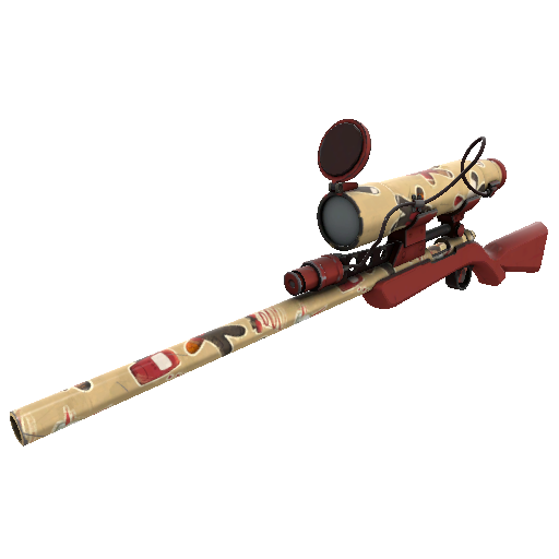 Cookie Fortress Sniper Rifle