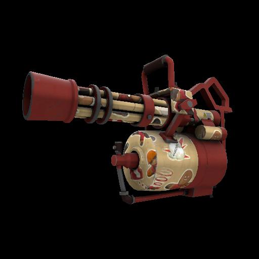 Cookie Fortress Minigun