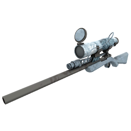 Glacial Glazed Sniper Rifle